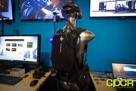 hp launches  vr backpack pc sporting nvidia quadro p