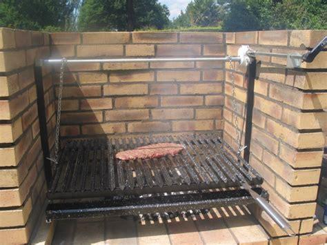grille de barbecue kit de la grille standard 1a 85cm x 60cm barbecues argentins