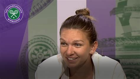 Simona Halep - 2016 Brisbane International - Press Conference 1/4/2016