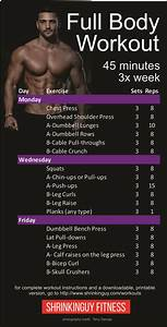 45 Minute Full ... Workout