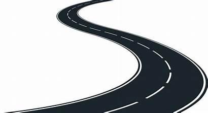 Winding Road Clip Clipart Highway Vector Windy