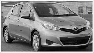 2012 Toyota Yaris Hatchback Owners Manual Pdf