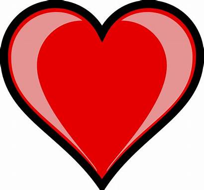 Heart Clipart Watery Clip Cliparts Bunco Clipground