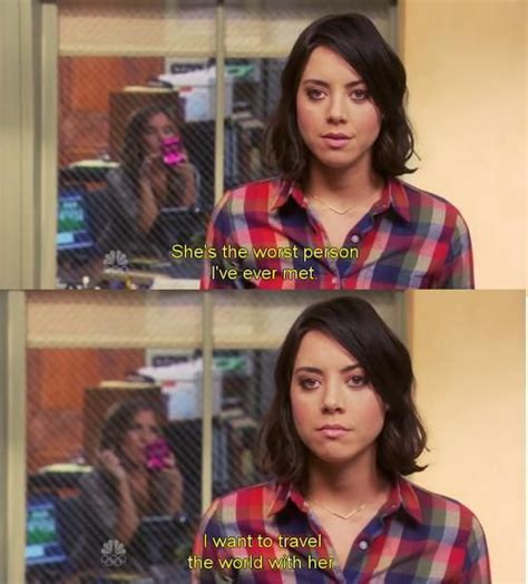 April Ludgate Quotes 19 Times April Ludgate Was The Best Part Of Parks And
