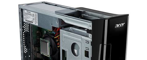 pc bureau acer i5 acer aspire xc desktop axc780 7400w10 i5 7400 4gb 1tb