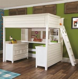 Hochbett Mit Schreibtisch Funktionale Betten Finden