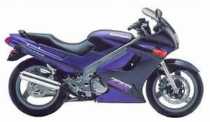Kawasaki Zzr250 1990