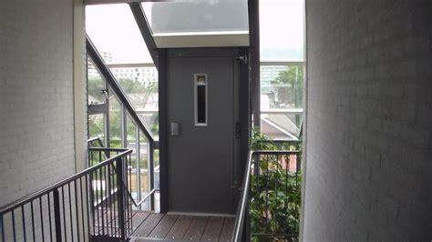 Kone-starlift's Latest Swing Door Elevator Design Shown In