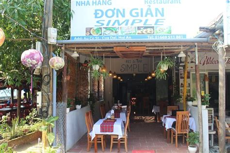 Simple Bar by Simple Bar And Restaurant S Kitchen Hoi An