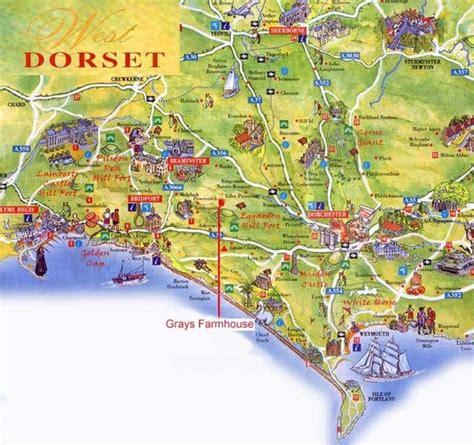 map  dorset  original home  home dorset