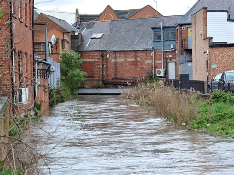 Flooding is expected in Worksop town centre | Worksop Guardian