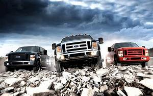 Ford Diesel Truck Wallpaper - image #576