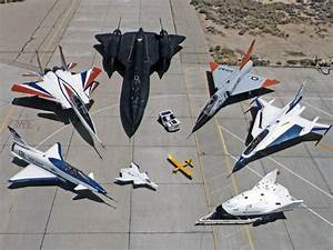 NASA - X-36 Tailless Fighter Agility Research Aircraft