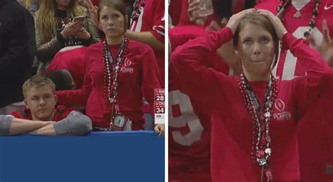 Ohio State Fan Caught Cheating On TV? - Pop Culture Video ...