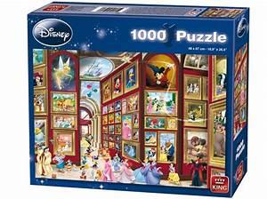 Puzzle Online Kaufen : art gallery disney 1000 teile king international puzzle online kaufen ~ Watch28wear.com Haus und Dekorationen