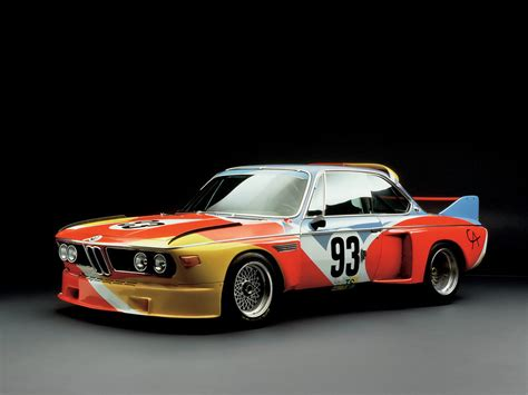 BMW Art Car 01 | Alexander Calder | United States | 1975 ...