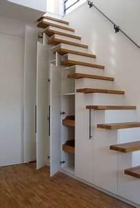 Stauraum Unter Treppe Ikea : schranktreppe h fele functionality world ~ Markanthonyermac.com Haus und Dekorationen