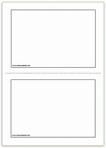 free printable flash cards template With index card template for pages