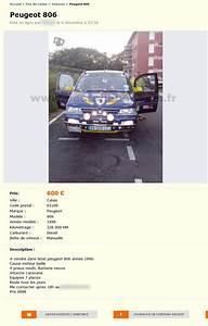 Le Bon Coin Voiture Collection : peugeot 806 voitures nord pas de calais best of le bon coin ~ Gottalentnigeria.com Avis de Voitures