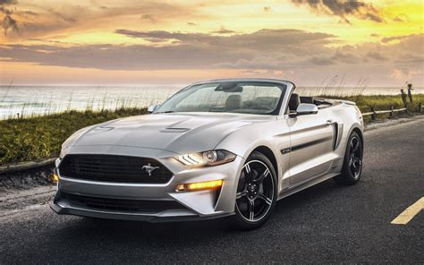 2019 Ford Mustang Gt/cs