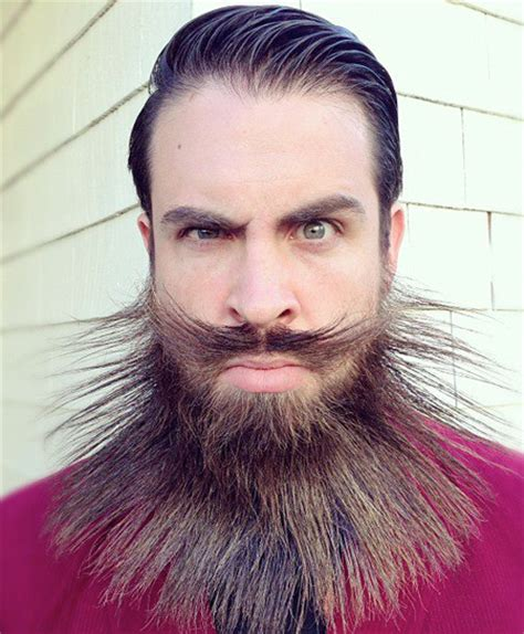 Unique Beard Styles Favbulous