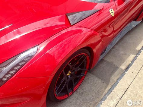 Ferrari Novitec Rosso F12 N Largo 4 September 2018