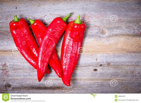 farm fresh red hot chili peppers stock image image