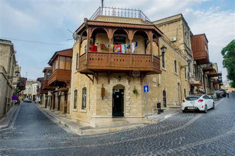 Icheri Sheher (old Town) Of Baku, Azerbaijan, On July 24, 2014, With