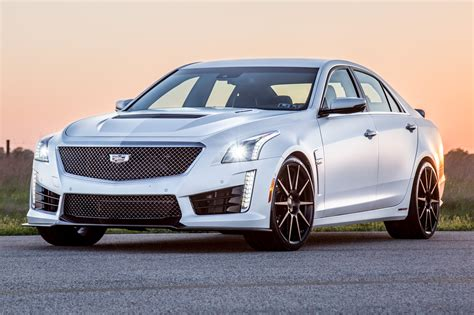 Cts V 2016 2018 cadillac cts v hennessey performance