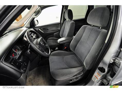 mazda tribute 2002 interior dark flint gray interior 2003 mazda tribute lx v6 4wd