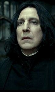 Snape - Harry Potter and the Deathly Hallows: Part 2 (2011 ...