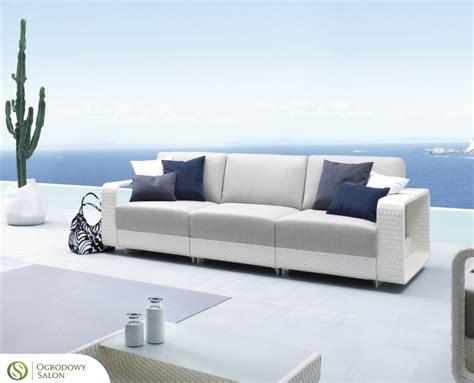 sofa  osobowa hamptons hamptons graphics ogrodowy salon
