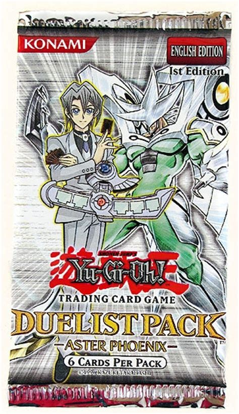 Aster Deck Ebay by Deck Yu Gi Oh Gx Duelist Aster Booster Pack