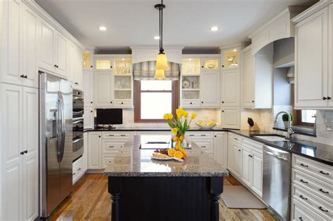 Kitchen Designs That Pop by Striking Kitchens And A Color Pop Ramsey Interiors