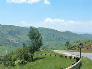 Beautiful Swaziland Landscape