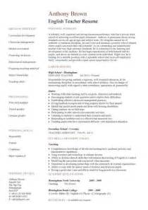 resume format for maths teachers in india resume templates for teaching college
