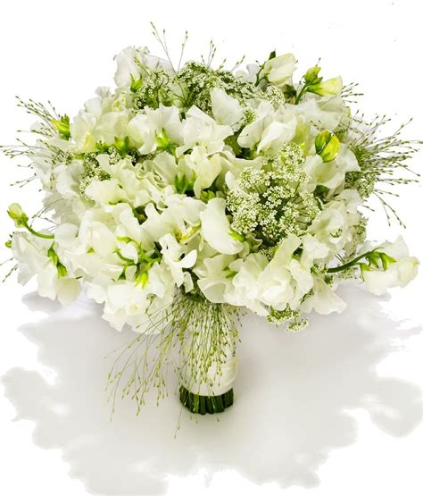 greenweddingbouquets beach wedding flowers white green