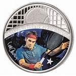 Solomon Islands Sports Legends Silver Coin Proof