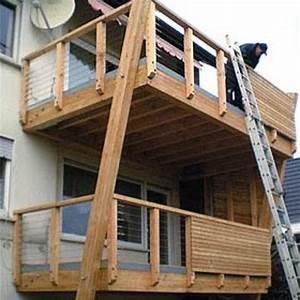 holzbalkon selber bauen 2018 natscabloginfo With französischer balkon mit sonnenschirm selber bauen