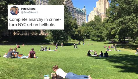 New Yorkers Share Pics Of 'Total Anarchy' After Barr's DOJ ...