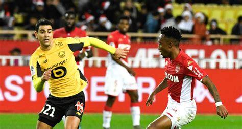 Lille - AS Monaco : les compositions officielles