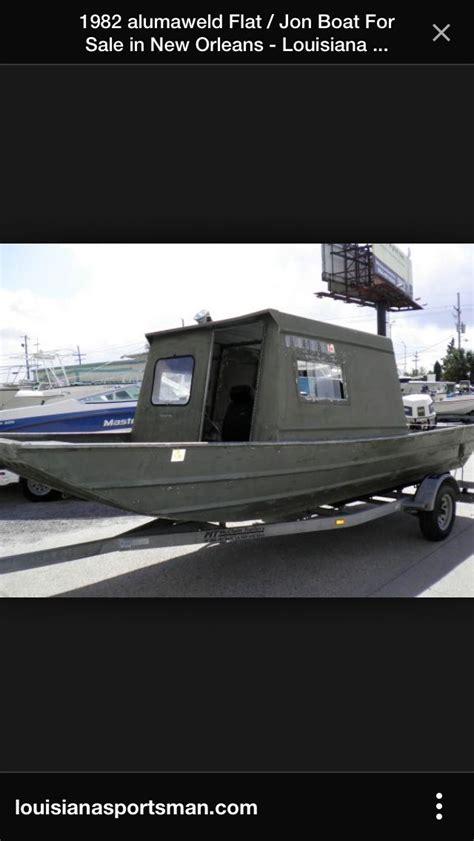 Enclosed Jon Boat jon boat with a cabin boats boating boat