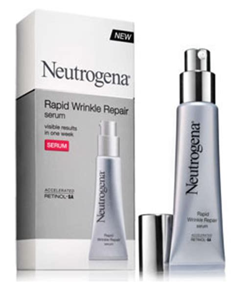 Amazon.com : Neutrogena Rapid Wrinkle Repair Serum, 1 Fl