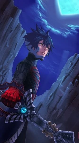 Vanitas Kingdom Hearts Birth By Sleep Zerochan Anime