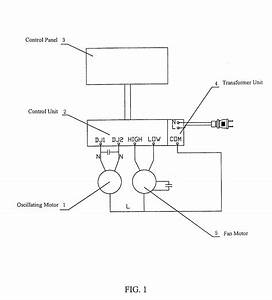 Patent Us20110070084 - Electric Fan Capable To Modify Angle Of Air Supply