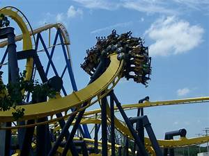 Science, Rides, and Kevin: Why Six Flags Great Adventure ...
