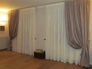Tende per soggiorno bianche : Tende e tendaggi casa del tendaggio morsia
