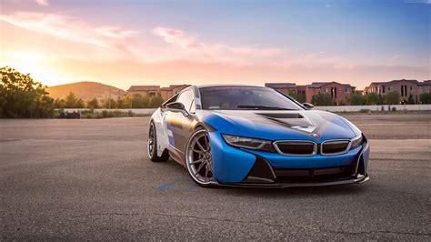 bmw supercar blue wallpaper vorsteiner vr e bmw i8 supercar sport cars
