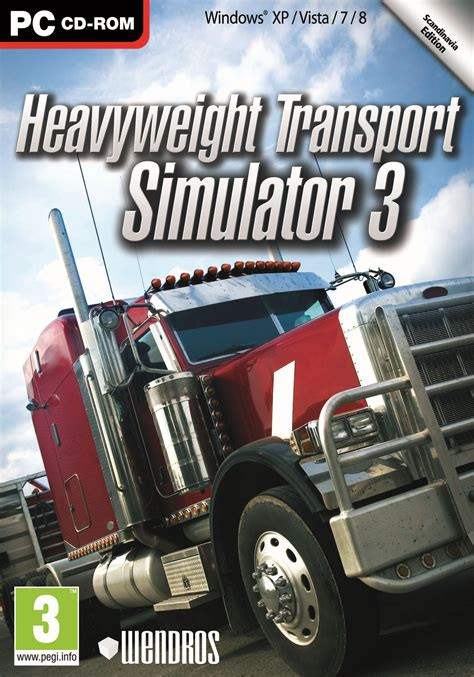 Heavy Weight Transport Simulator 3 Sur Pc Jeuxvideocom