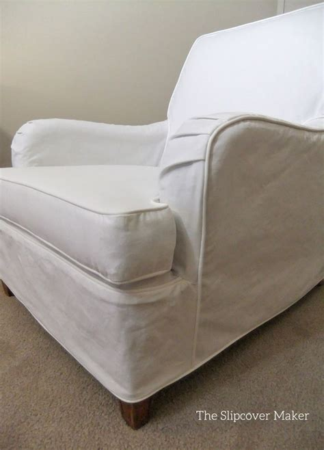 slipcovered chairs 8 best susan 39 s white canvas slipcovers images on